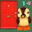 (Move)Little common duck
