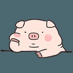 胖才可愛-肥肥小豬2