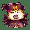 PIP-PEP貓貓的逆襲-女殭屍貓-台灣設計
