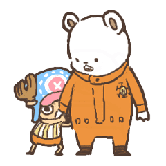 ONE PIECE -BEPO and boon companions-