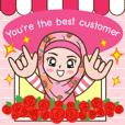 Hijab Girl Online Shop. Eng