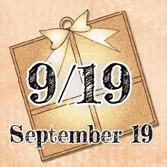 9月19日記念日BIGスタンプ