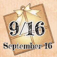 9月16日記念日BIGスタンプ