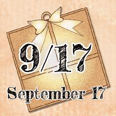 9月17日記念日BIGスタンプ