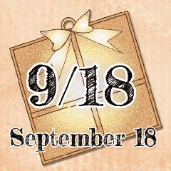 9月18日記念日BIGスタンプ