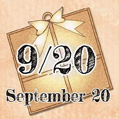 9月20日記念日BIGスタンプ