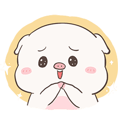 可愛小胖豬-淘氣篇