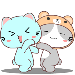 sora the blue cat 6