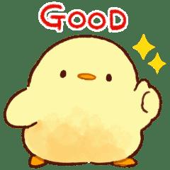 軟綿綿可愛小雞