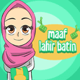 Nabila Cute Hijab Girl