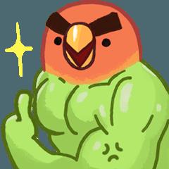 柔君起床-健身鳥鳥