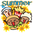 Burger Kun(Summer Season Set)