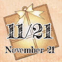 November 21 anniversary
