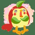 ひばりんごスタンプ第2弾