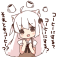 Tamako's Sticker