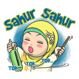 Baby Hijab : Ramadhan Tiba