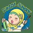 Baby Hijab : Ramadan (Eng)