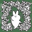 Theater rabbit
