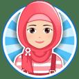 Hijab Imut
