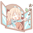 HONWAKA Alice sticker