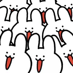 Surreal rabbit[KANSAI-BEN]