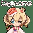 粉色童年Q彈貼圖系列第8弾(夀司篇)
