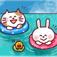 Animal Sticker6-by Yuzuki Takase