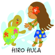 "HIRO HULA ""Little honorific"""