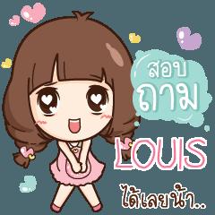 LOUIS Cute Merchant beauty shop e