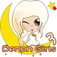Demon Girls episode 3 of Japanese life