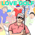 WE LOVE GOLF!!