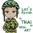 The Soldier Speak Thai