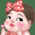 Minny cute girl (English version)