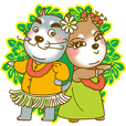 mew bowwowful! Enjoy Hula life 2