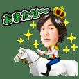 Hiromichi Sato official sticker2