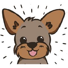 Yorkshire Terrier [manoa]'s sticker
