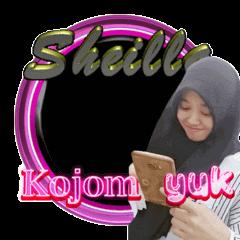 Sheilla Sticker