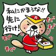 Rakko-san Heroes version3