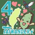 台灣達☆貼圖第4彈