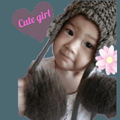 Aboo : Cute girl