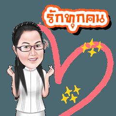 Jirutchana Sticker version.BIG