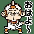 Irritatig Monkey
