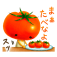 Tomato -kun of life.