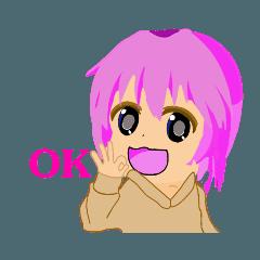 Nom-Yen Sticker