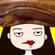 Soy-stewed pork girl