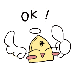 SHOGI Angel Stamp LINE Stickers