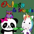 Owlexa & Friends