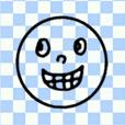Transparent emoticons