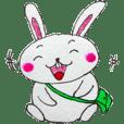 kawaii Sticker u-chan