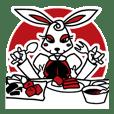 ウサギとオオカミ (タガログ語/フィリピン)